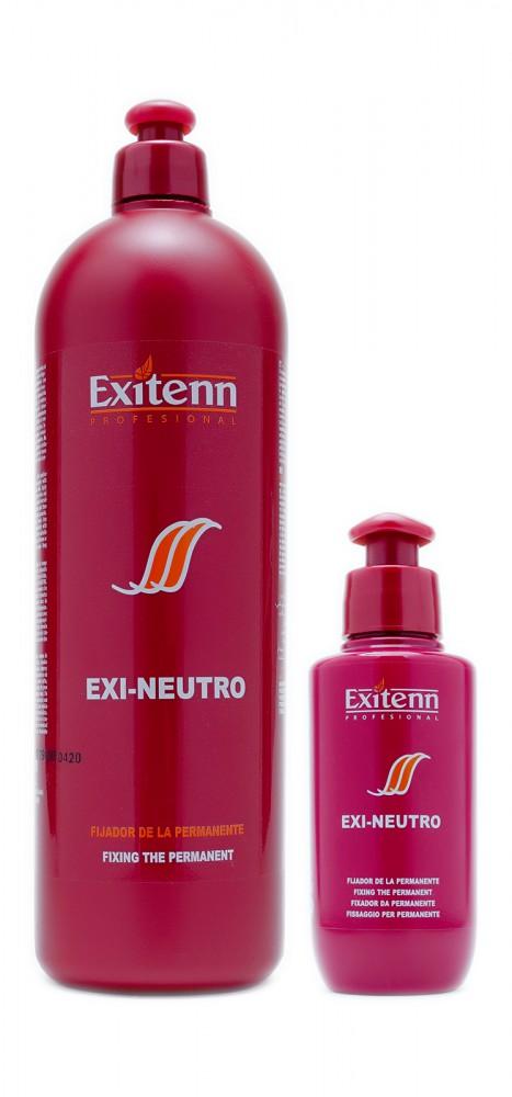 Фиксирующая эмульсия для завивки волос EXI-NEUTRO