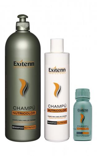 Шампунь для окрашенных волос NUTRICOLOR
