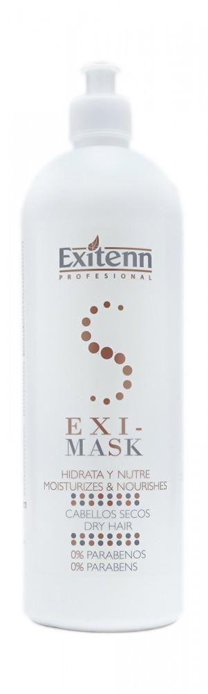 Питательная маска для волос EXI-MASK