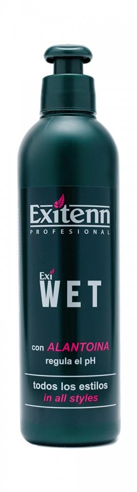 Моделирующий гель с эффектом «мокрых волос»  EXI-WET
