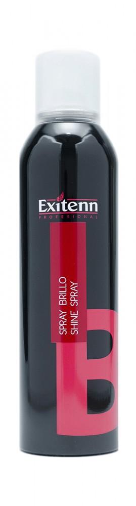 Оживляющий блеск-спрей для волос SPRAY BRILLO GAS