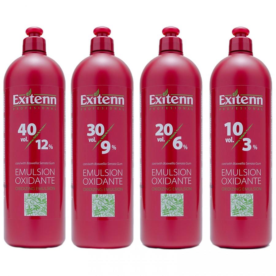 Окисляющая эмульсия Emulsion Oxidante Para Tinte de Oxidacion